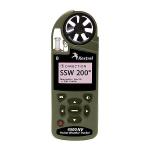 Ветромер Kestrel 4500 NVBT Olive (текущую, максимальную и среднюю скорость ветра, направление ветра, скорость бокового, встречного и попутного ветра,Bluetooth) 0845BNVOLV
