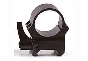 Кольца Leupold QRW (25.4mm) на weaver, высокие, быстросьемные, матовые 49858