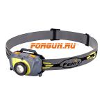 Фонарь налобный, 230 люменов Fenix HL30 2015