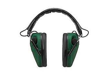 Наушники активные складные 23 дБ Caldwell E-max Low, зеленый