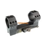 Кронштейн Contessa на Weaver 20 MOA, кольца 34 мм, BH = 15 мм, Tactical, быстросъемный, (SBT03/20), сталь