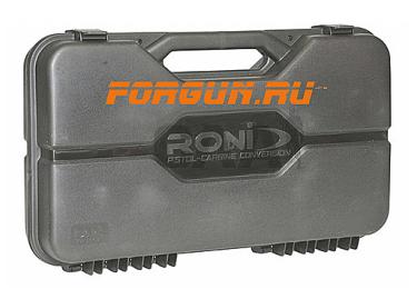 Кейс CAA tactical для RONI и других аксессуаров 55х10х30 см, пластиковый, (RONI CASE)
