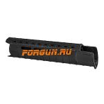 Кронштейн цевье для M4/M16/AR15 полимер (черный) Magpul MOE SL Hand Guard MID-LENGTH MAG551