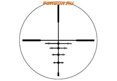 Оптический прицел Bushnell Legend Ultra HD 3-9x40mm  матовый (DOA 600) 853940B