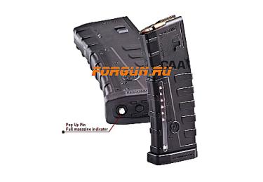 Магазин 5,56х45 мм (.223REM) на 30 патронов для M16/M4/AR-15 CAA tactical MAG17, полимер, черный