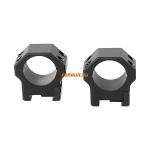 Кольца Contessa на Picatinny D26mm, высота BH 8mm, небыстросъемные, (LPR01/A)