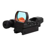 Коллиматорный прицел Sightmark Laser Dual Shot Reflex Sight SM13002, Weaver