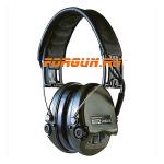 Наушники активные складные 25 дБ MSA Sordin Supreme Pro-X, SOR75302-X/L, зеленый/черный