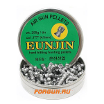 Пульки к пневматике 4.5 мм EUN JIN (SAMYANG)(.177), вес 1.24гр