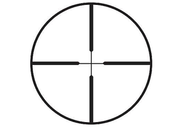 Оптический прицел Leupold VX-3 Handgun 2.5-8x32 (25.4mm) серебристый (Duplex) 66620