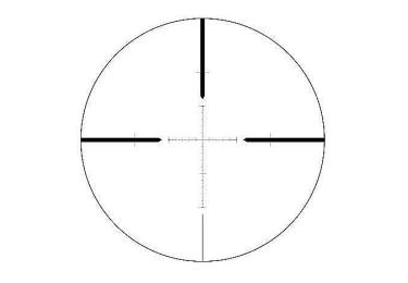 Оптический прицел SWFA SS MRAD 10x42 SF 30mm, сетка Mil-Quad SS10X42MMQ