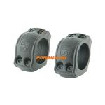 Кольца Spuhr Hunting D26мм H19mm на Blaser, без интерфейсов, небыстросьемные, HB20-19A