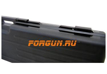 Кейс Negrini для гладкоствольного оружия, 95х23х10 см, пластиковый, 1617 TS
