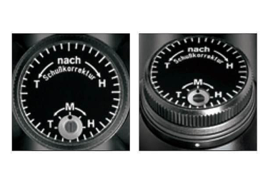 Оптический прицел Schmidt&Bender Klassik 2,5-10x56 LM с подсветкой (L9)
