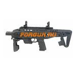 Комплект для модернизации Bul Cherokee 9 мм CAA tactical RONI-BUL, алюминий/полимер (черный)