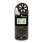 Ветромер Kestrel 4000 NVBT Olive (время, скорость ветра, температура воздуха, воды, снега, влажность, точка росы, индекс жары,Bluetooth) 0840BNVOLV