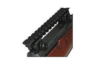 """Переходник универсальный Weaver-U """"ласточкин хвост"""" - """"вивер"""" - """"еврошина"""" для установки на раздельную планку"""