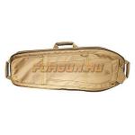 Тактический рюкзак Leapers UTG для оружия, однолямочный, длина – 86 см, бежевый цвет, PVC-PSP34S
