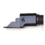 Переходник нескладной для установки регулируемых телескопических прикладов вместо нескладных на ВПО-136, АКМ, СОК-95, АК-74 РЫСЬ АКM-1