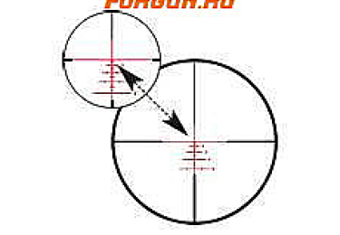 Оптический прицел Carl Zeiss Victory HT 1.5-6x42 с подсветкой (Rapid Z5)