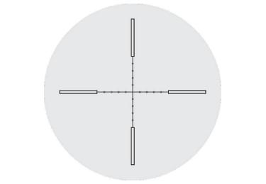 Оптический прицел Nightforce 12-42x56 30мм NXS .1 MRAD с подсветкой (Mil-Dot) C346