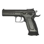 Пневматический пистолет Cybergun Tanfoglio Limited CO2, Blowback, 4.5mm, 91 м/с , 358005
