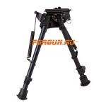 Сошки для оружия Firefield Compact Bipod FF34024 (на Weaver или антабку) (длина от 23 до 36 см)