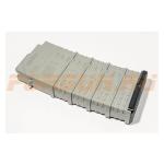 Магазин Pufgun на Вепрь-308, 7,62х51, 25 патронов, полимер, серый, возможность укорочения, 199 г