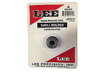 Шеллхолдер для капсюлятора Lee #4 Shell holder, 90204