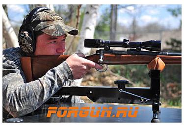 Ложемент (подставка) для пристрелки оружия Benchmaster Cadillac