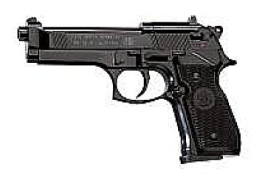 Пневматический пистолет Beretta M92 FS черный (Umarex)