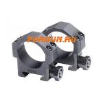 Кольца Badger Ordnance (30 мм) Standard на weaver/Picattinny высокие (черный)