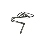 Шнурок на один манок FAULK`S, плетеный, капроновый, SING