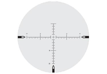Оптический прицел Nightforce 5.5-25x56 34мм F1 B.E.A.S.T. Mil-Radian-Brake с системой ZeroStop, с подсветкой (Mil-R) C448