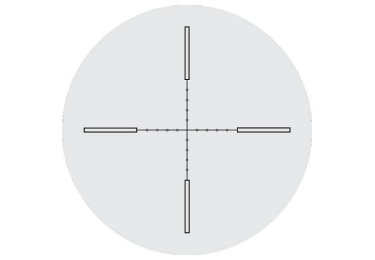 Оптический прицел Nightforce 12-42x56 30мм Precision Benchrest .125 MOA с подсветкой (Mil-Dot) C102