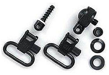 Комплект антабок быстросьемных Uncle Mike`s QD115 SG-2 для помповых ружей и полуавтоматов, 15612