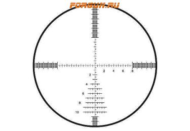 Оптический прицел Bushnell Elite Tactical 6-24x50mm FFP матовый (G2DMR) ET6245FG