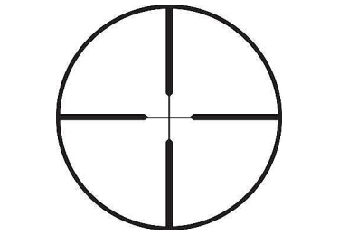 Оптический прицел Leupold VX-1 4-12x40 (25.4mm) глянцевый (Duplex) 113885
