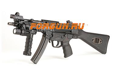 _Крепление для фонаря и ЛЦУ, на Weaver/Picatinny, диаметр 24,4-27 мм CAA tactical UFH3