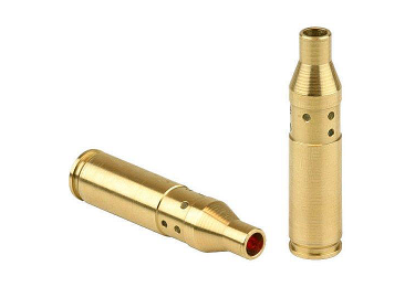 Патрон для холодной лазерной пристрелки калибров 7.62х51 .243 .308 Yukon SightMark SM39005
