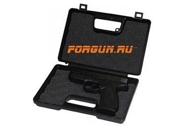 Кейс Negrini для пистолета, 22x18x5,5 см, пластиковый, 2022