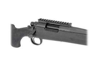 Планка weaver/Mil1913 для Remington 700 SA 1-pc, матовая Midwest Industries MI-700-RSA