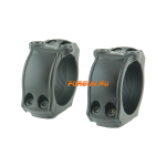Кольца Spuhr Hunting D34мм H23mm на Blaser, c двумя интерфейсами, небыстросьемные, HB40-23D