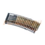 Магазин Pufgun на AUG, 5,56х45, 30 патронов, полиамид, прозрачный