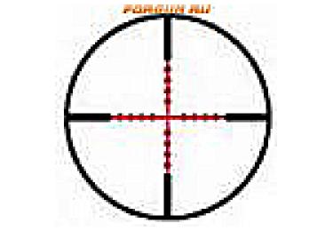 Оптический прицел Hakko 1.5-6x42 25.4мм Winner WINZ-1564, с подсветкой креста (90CH-MilDot)