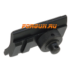Переходник-адаптер на ствол или цевье, сталь, Leapers UTG, TL-BPAD1