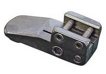 Передний бык EAW Apel под европризму для оптических прицелов с шиной, 405/0120/45