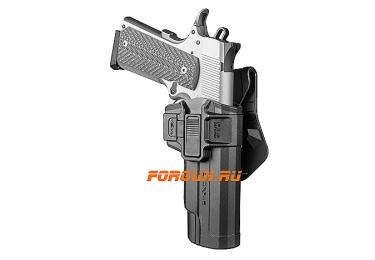 Кобура для Colt 1911 FAB Defense SCORPUS M1 1911R с защелкой