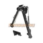 Сошки для оружия Leapers UTG, Weaver/Picatinny или антабка, высота 20-32.5 см, TL-BP99Q