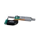 Микрометр механический шариковый  0-1 inch (с шарообразной пяткой и шкалой верньера) RCBS 87324
